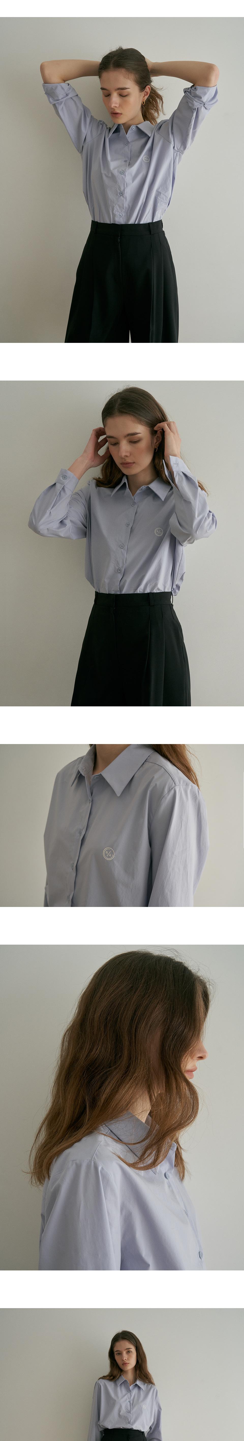 유라고(URAGO) 로고 클래식 셔츠v2